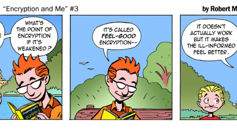 Week 19 – Encryption and Me #3