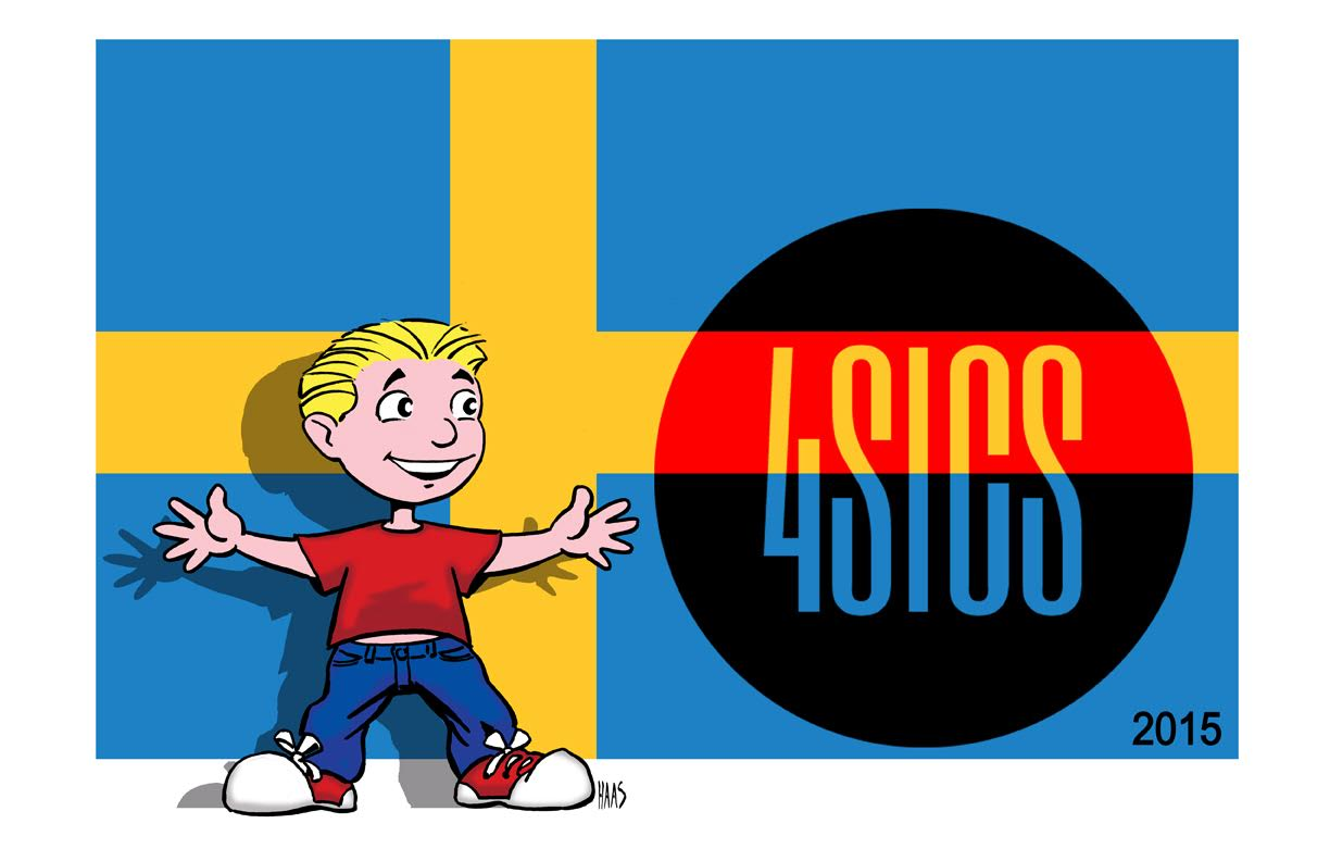 Little Bobby Goes to 4SICS!
